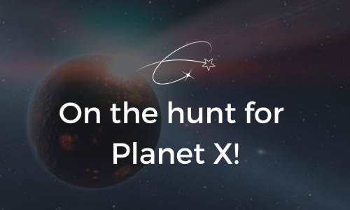 Is there really a Planet X?