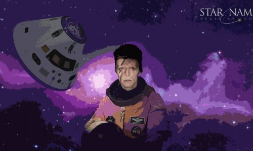 ESSENTIAL Bowie songs about space!