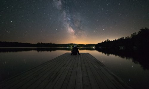When is the best time of year to stargaze?