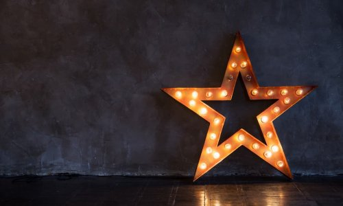 Top five star-themed room decorations