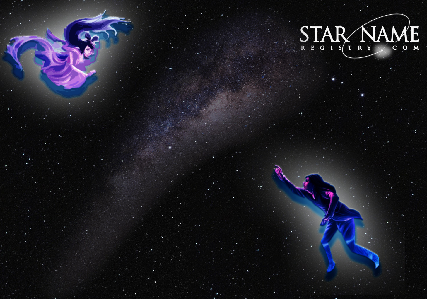 The Romance of Altair and Vega   Star Name Registry