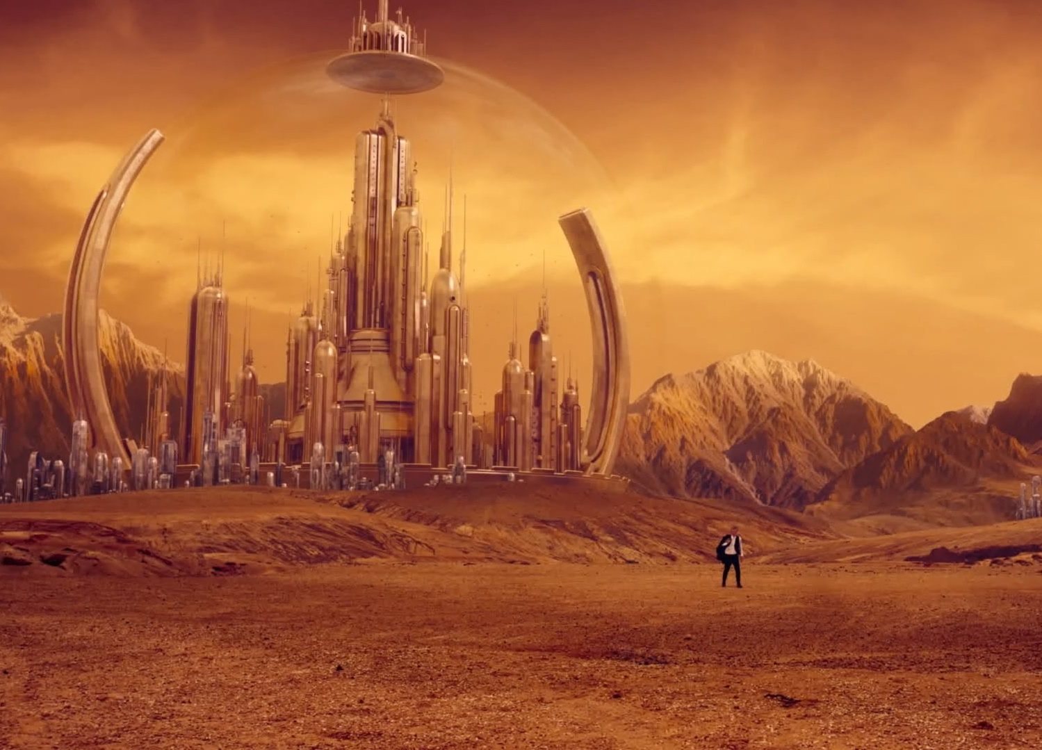 Top 15 Fictional Planets in Science Fiction! | Star Name