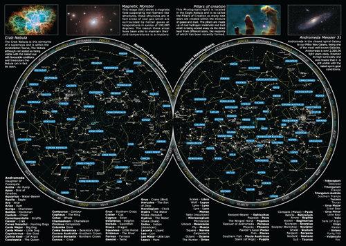 Star name registry sky atlas inside