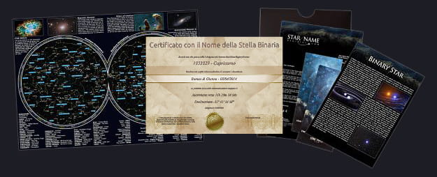 Stella Binaria Package