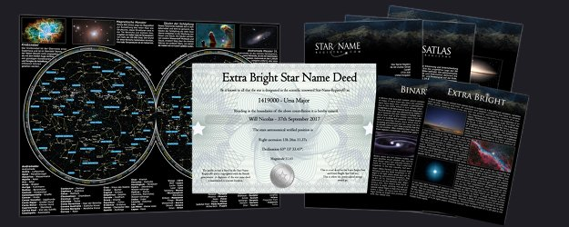 Extra Bright Star Package