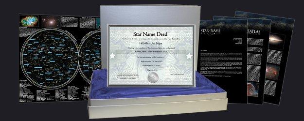 Standard Star Gift Set Package